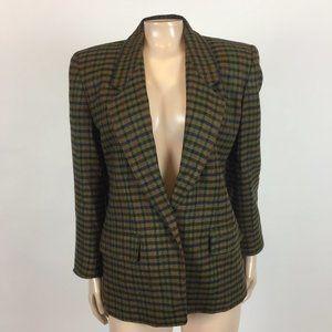 Vintage 80's Anne Klein Structured Blazer T3-25